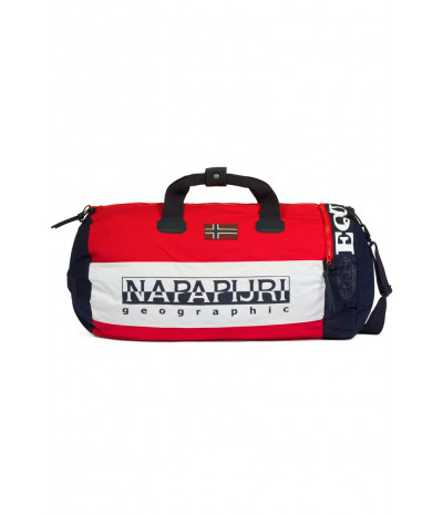 HERING DUFFLE BRIGHT RED R47