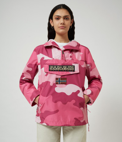 RAINFOREST S W PRT 1 PINK CAMO FU9
