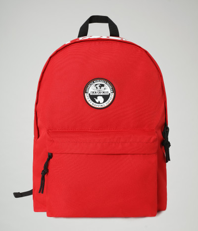 HAPPY DAYPACK RE BRIGHT RED R47