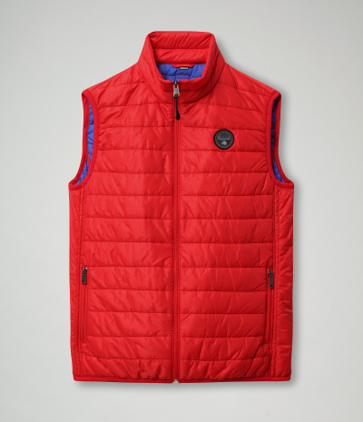 ACALMAR VEST 3 BRIGHT RED R47