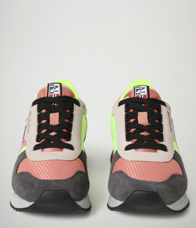 S0VICKY01/NYS CORAL/YEL/BLACK