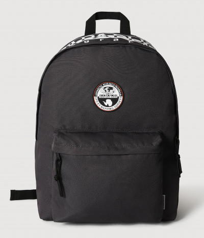 HAPPY DAYPACK 2 DARK GREY SOLID