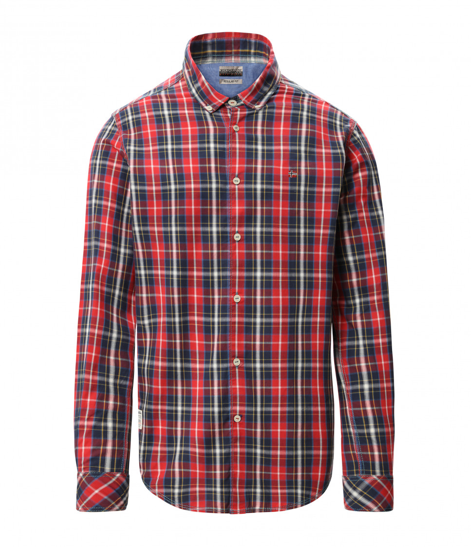 GOAYO RED CHECK 13C
